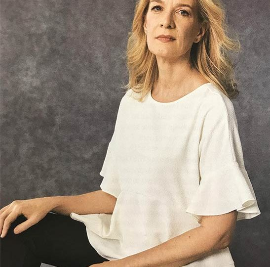 Louise Godbold Speaks on Trauma in the Hollywood Reporter