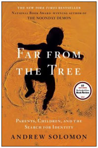 far from the tree cover 199x300 Far from the tree – Accepting our children just as they are